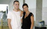 Pedro Teixeira e Cláudia Vieira