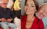 Padre e Maria Cerqueira Gomes e Manuel Luís Goucha
