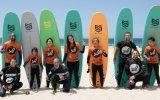 Aula de surf - Nova Gente