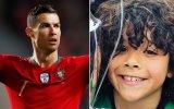 Cristiano Ronaldo e Laurindo Júnior