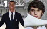 Cristiano Ronaldo e João Félix