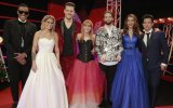 A equipa do The Voice Portugal