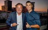 Piers Morgan e Cristiano Ronaldo