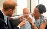 O pequeno Archie é o protagonista de um documentário sobre a viagem dos duques de Sussex à África do Sul