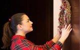 Ana Guiomar partilhou com os fãs a decoração natalícia que fez em casa