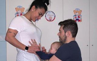 Kelly Medeiros, Marco António e Lucca