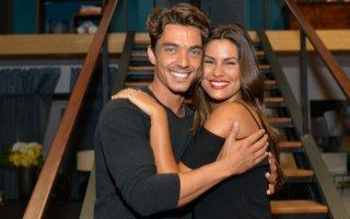Carolina Loureiro e José Mata, novela Nazaré