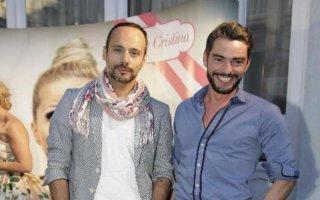 Pedro Cispim e Cláudio Ramos