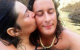André Filipe do Big Brother - A Revolução com a namorada, Margarida Caeiro