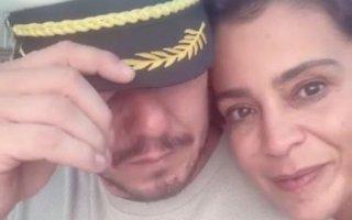 Rúben Vieira e Rita Ferro Rodrigues