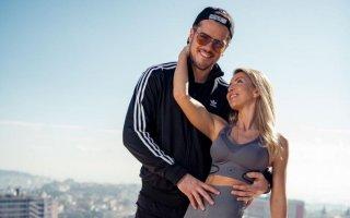 Mickael Carreira e Laura Figueiredo são pais de Beatriz