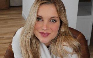 Júlia Palha, SIC, foto rara, namorado, amor