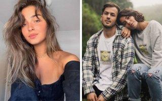 """Angie Costa falou da """"química"""" que sente com David Carreira e os ciúmes de Carolina Carvalho"""