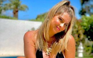Andreia Filipe vive uma das fases mais bonitas da sua vida