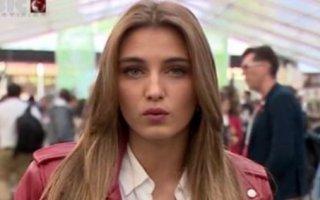 Romance de ex-namodada com jornalista da TVI de vento em popa (foto)
