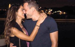 Pedro Teixeira e Sara Matos já estão em casa com o bebé