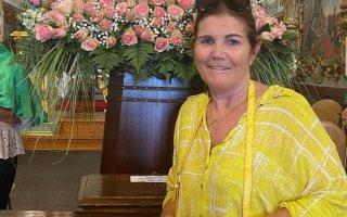Dolores Aveiro, a mãe de Cristiano Ronaldo, exaltou-se e respondeu à letra
