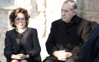 Manuela Eanes, de 82 anos, enfrenta um novo problema de saúde