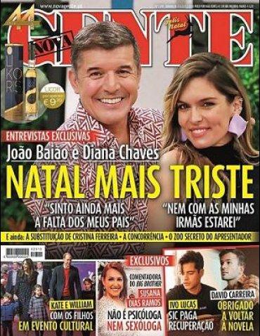 João Baião e Diana Chaves