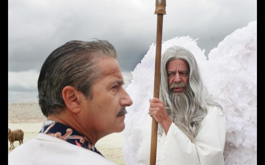 Com José Pedro Gomes no Filme da Treta