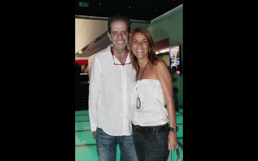 Alexandra Sousa, a última companheira de António Feio
