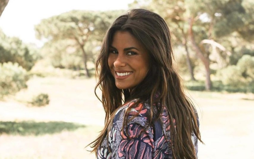 Carolina Loureiro é a protagonista de Nazaré