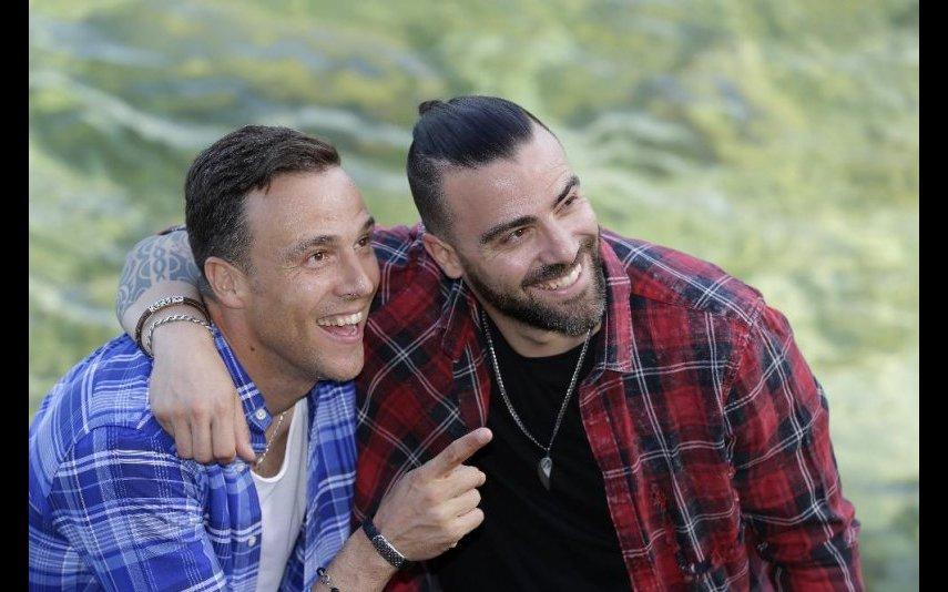 Nelson e Sérgio Rosado