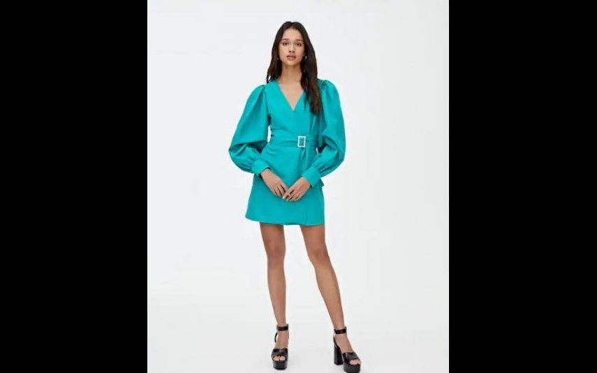 Vestido Pull and Bear, 29,99 euros