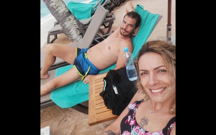 Liliana e Pedro Pé-Curto
