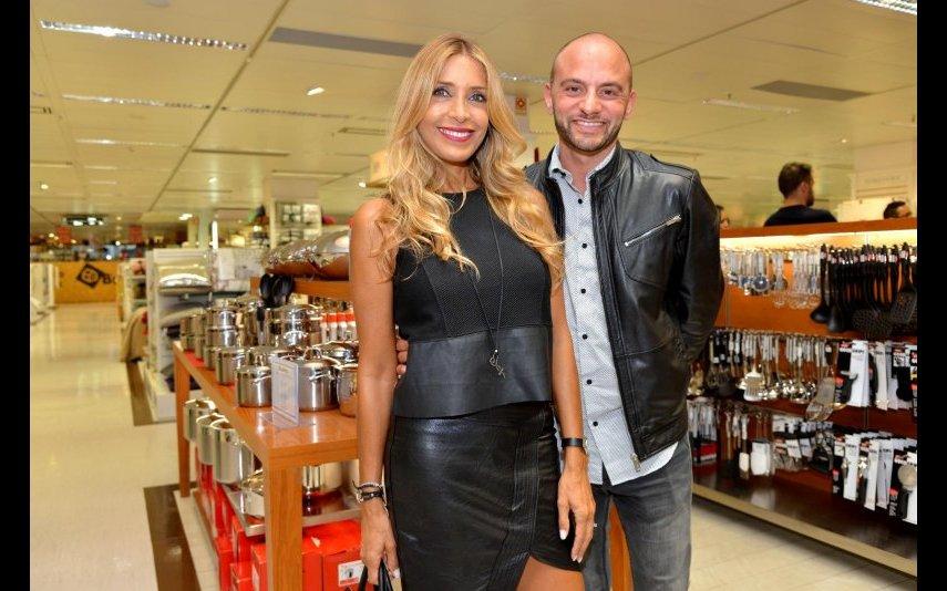O casamento entre Cláudia Jacques e Olivier Parente terminou em dezembro de 2016