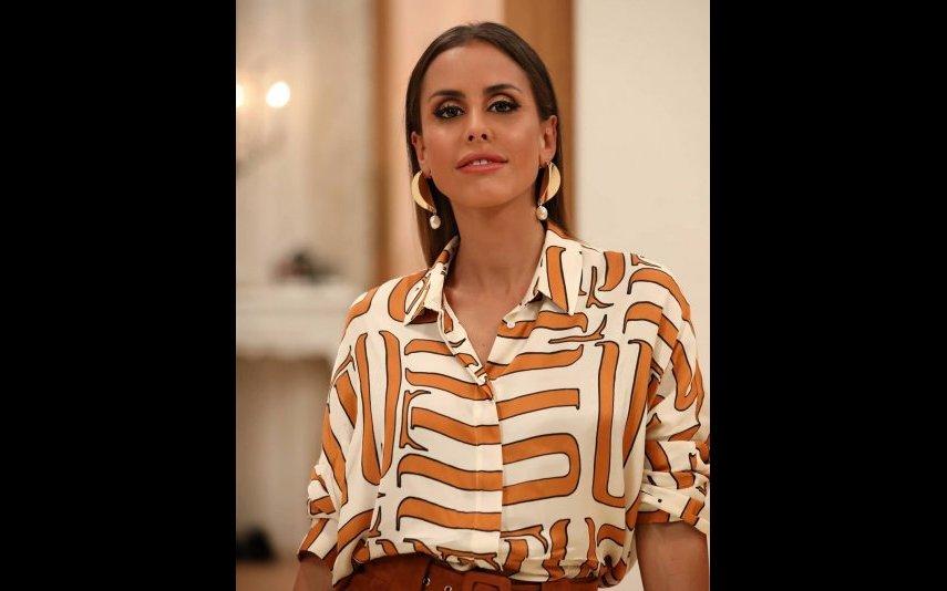 Carolina Patrocínio esteve à conversa com Cristina Ferreira depois de ter revelado que estava novamente grávida