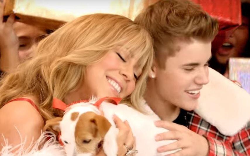 Mariah Carey e Justin Bieber