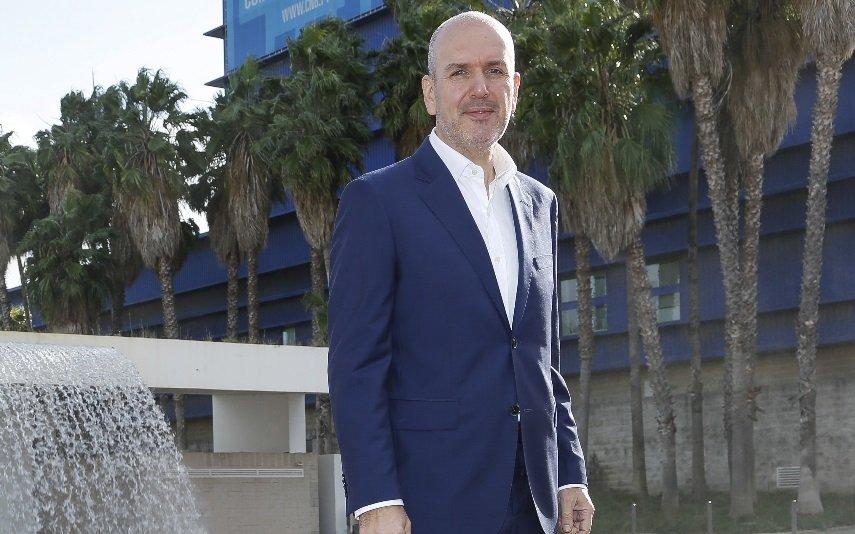 Mário Patrício, presidente da Junta de Freguesia do Parque das Nações