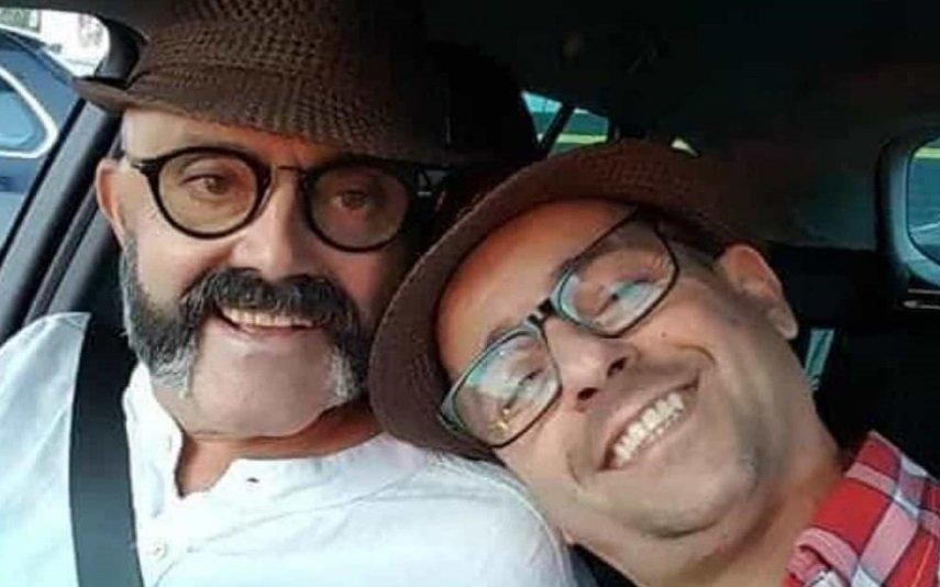 Gonçalo Diniz com João Ricardo