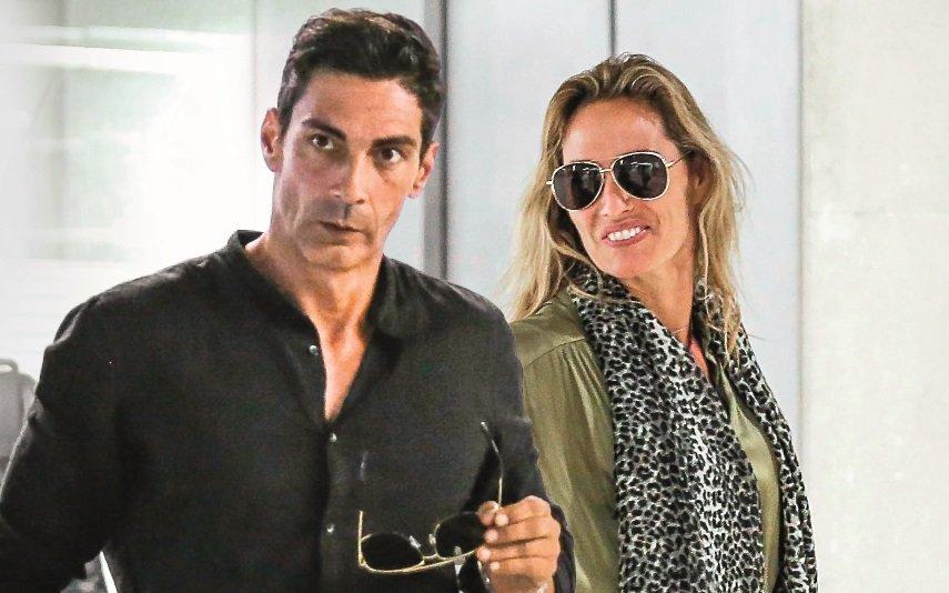 Fernanda Serrano e Ricardo Pereira