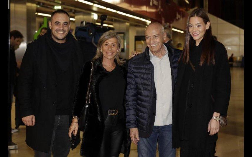 Eddie Ferrer, Zulmira, Jesualdo Ferreira e Danijela