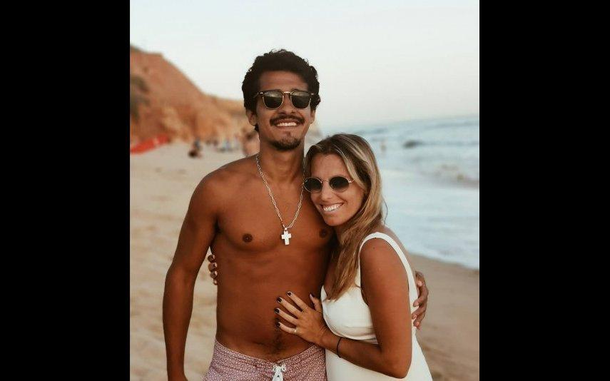 Isaurinha Jardim e Leonardo Mota