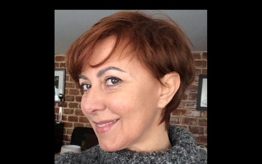 O novo look de Maria João Abreu