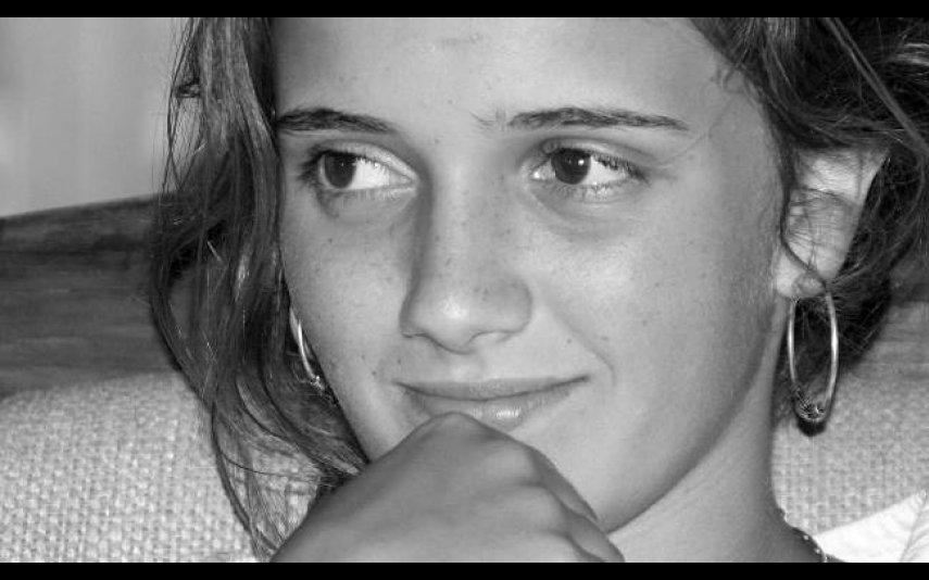 Carolina com 16 anos