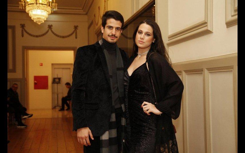 Sophia e Enzo, filhos de Cláudia Raia