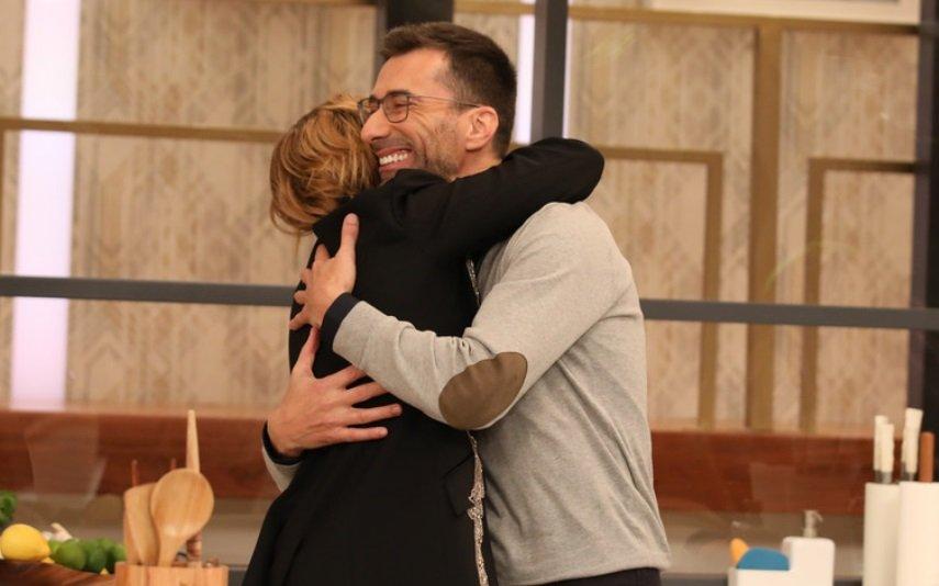 Cristina Ferreira e Bento Rodrigues