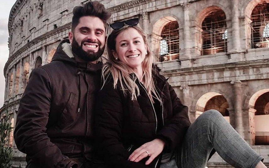 Eliana Voigt e Hélio Jardim