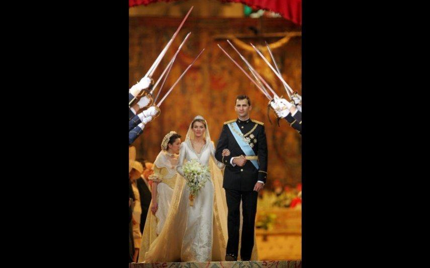 Letizia e Felipe de Espanha