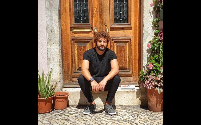 Diogo Faria, namorado de Cláudio Ramos