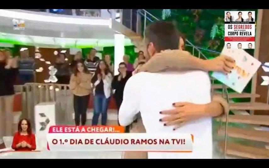 Cláudio Ramos e Maria Cerqueira Gomes
