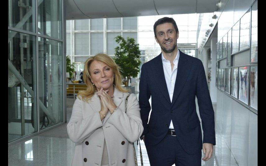 Alexandra Lencastre e Daniel Oliveira