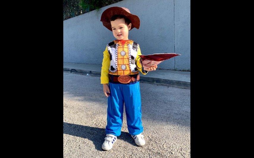 Filho de Adriane Garcia