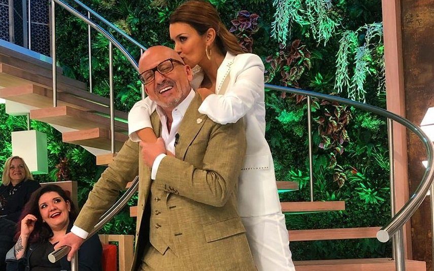 Manuel Luís Goucha e Maria Cerqueira Gomes