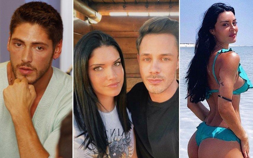 Ângelo Rodrigues, Carolina Fernandes, José Ferreira e Diana Monteiro