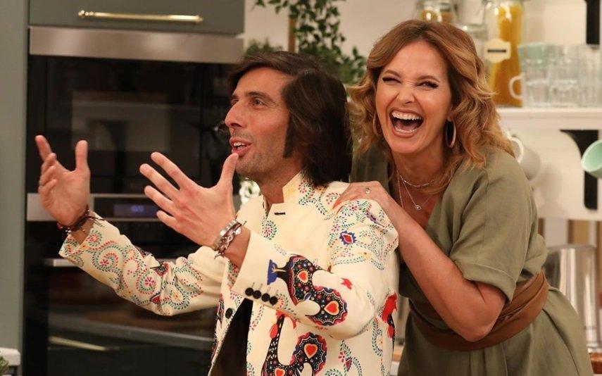 Cristina Ferreira e 'Jorginho'